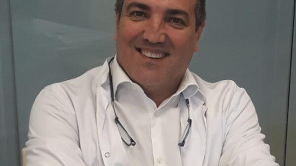 El doctor Javier Pardo