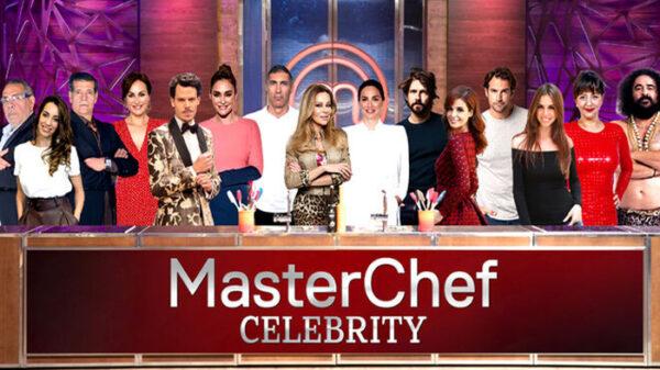 El casting completo de 'Masterchef Celebrity 4'