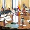 La Mesa del Congreso en su primera reunión