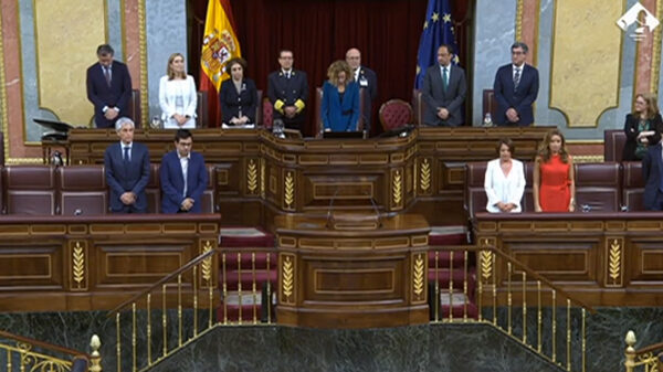 La nueva Mesa del Congreso