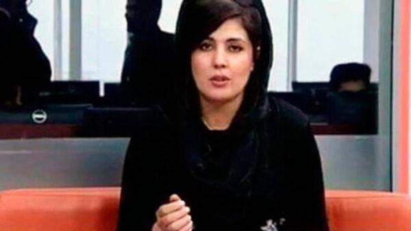 La periodista y presentadora Mira Mangal