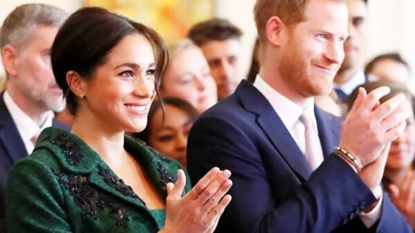 Harry y Meghan, duques de Sussex