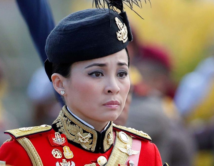 Shutida, nueva reina de Tailandia