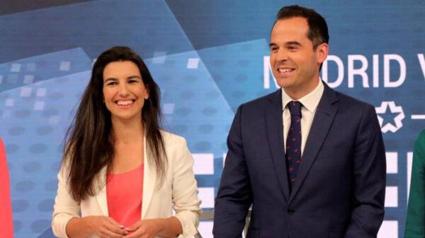 Rocío Monstario e Ignacio Aguado
