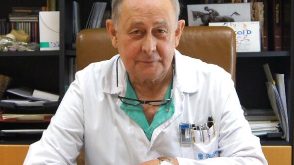 El doctor Jaime Baselga García-Escudero