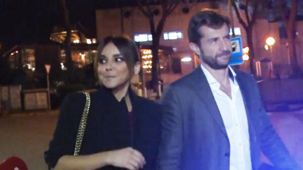 Chenoa y su novio, Miguel Sánchez Encinas