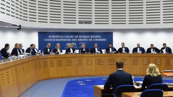 El Tribunal Europeo de Derechos Humanos de Estrasburgo