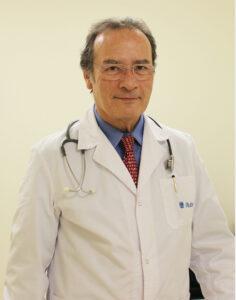 El doctor Gonzalo Martín Peña
