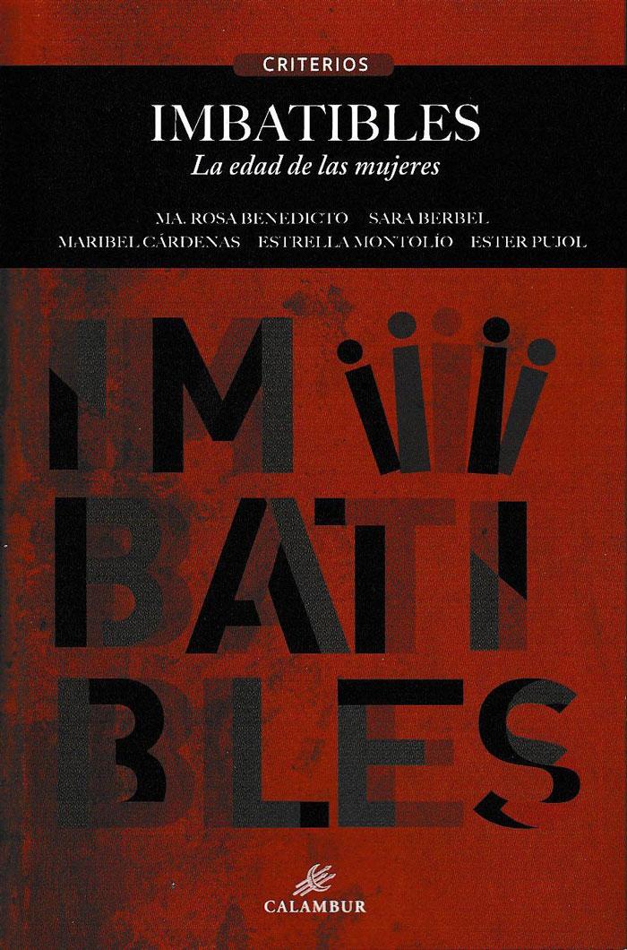 La portada de 'Imbatibles. La edad de las mujeres'