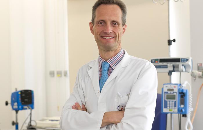 El doctor Jesús García-Foncillas