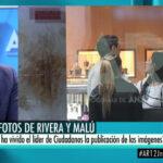 Albert Rivera hablando sobre Malú en 'El Programa de AR'