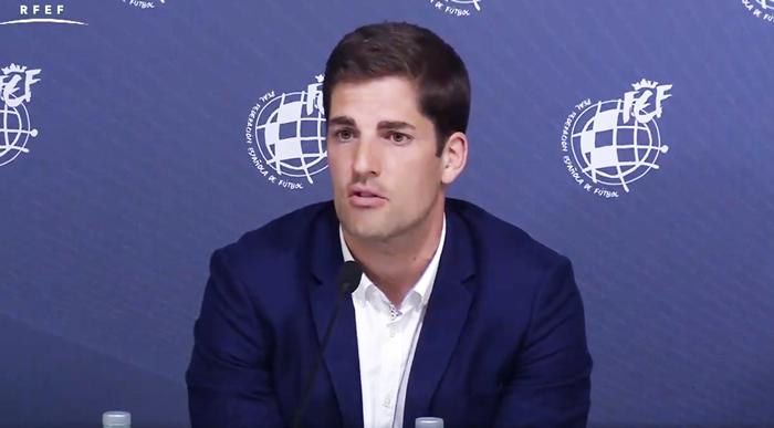 Robert Moreno, nuevo seleccionador de Fútbol
