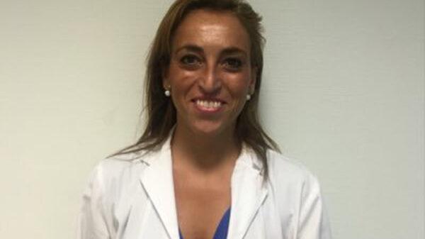 La doctora Adriana Pascual
