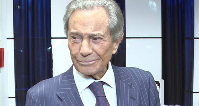 El actor Arturo Fernández