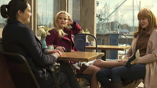 Protagonistas de 'Big Little Lies'