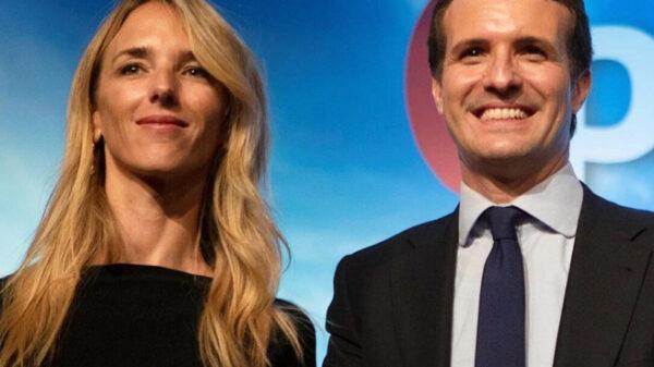 Pablo Casado y Cayetana Álvarez de Toledo