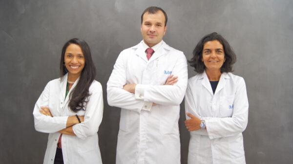 Juliana Ochoa, Juan Paulo Navarro y Silvia Sánchez-Ramón