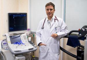El doctor Marcos García Aguado