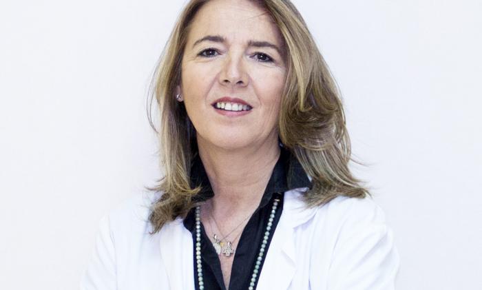La doctora Miriam Navarro
