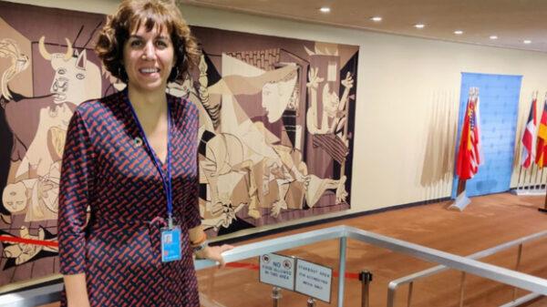 Irene Lozano, que está al frente de España Global