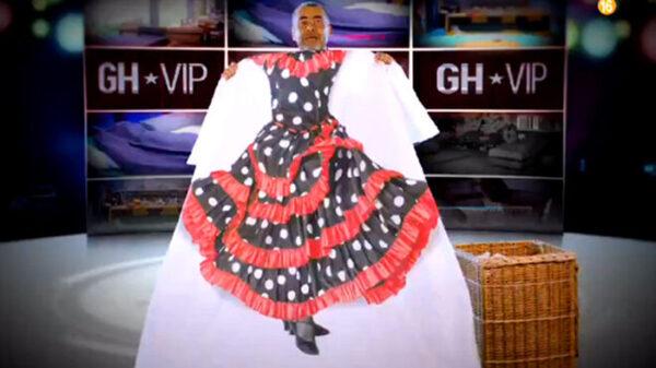 Jorge Javier Vázquez en la promo de 'GH Vip 7'