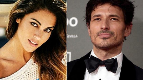 Lara Álvarez y Andrés Velencoso