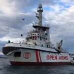 El barco de Open Arms