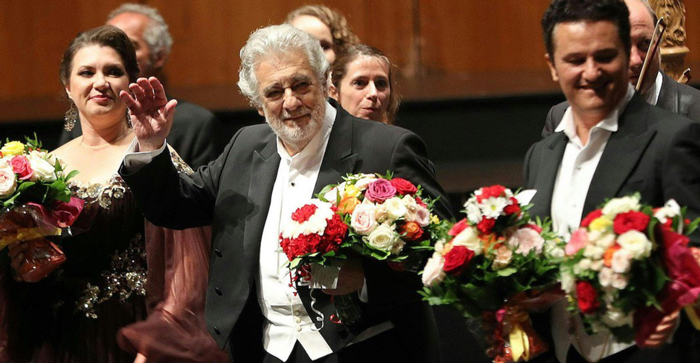 Plácido Domingo en Salzburgo