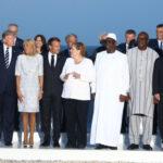 Pedro Sánchez en la cumbre del G7