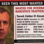 El cartel de búsqueda de Tareck el Aissami