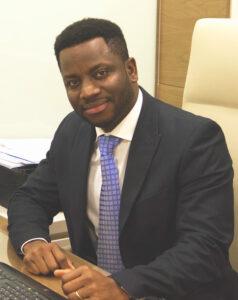 El doctor Nnamdi Elenwoke