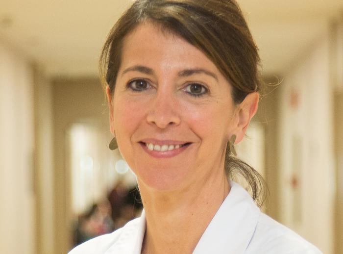La doctora Constanza Ballesta Ferrer