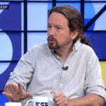 Pablo Iglesias en 'Espejo Público'