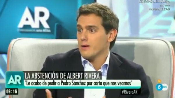 Albert Rivera en 'El Programa de AR'