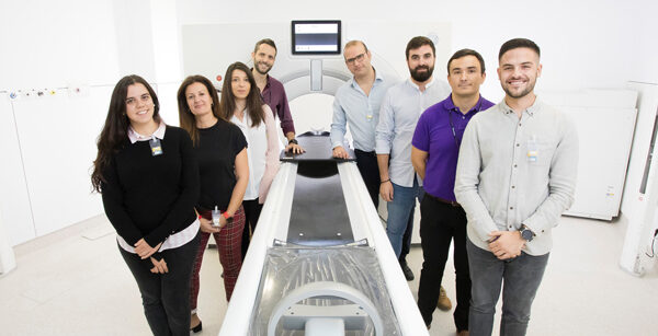 El equipo radiológico del Centro de Protonterapia de Quirónsalud