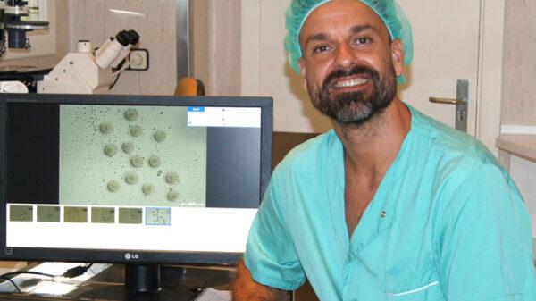 El doctor Yosu Franco