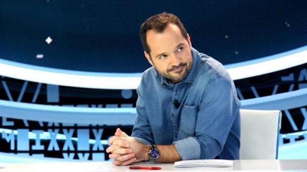 Ángel Martín, presentador y humorista