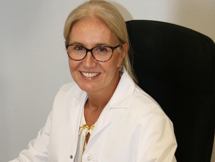 La doctora Arantxa Moreno