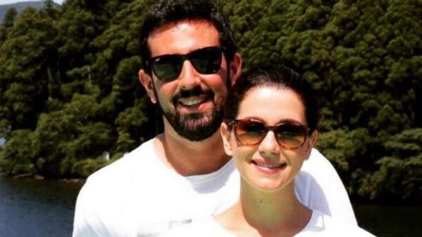 Inés Arrimadas y su marido, Xavier Cima