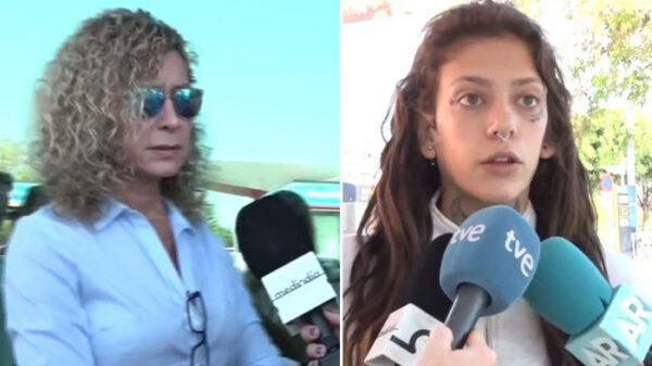 Diana López y Valeria Quer