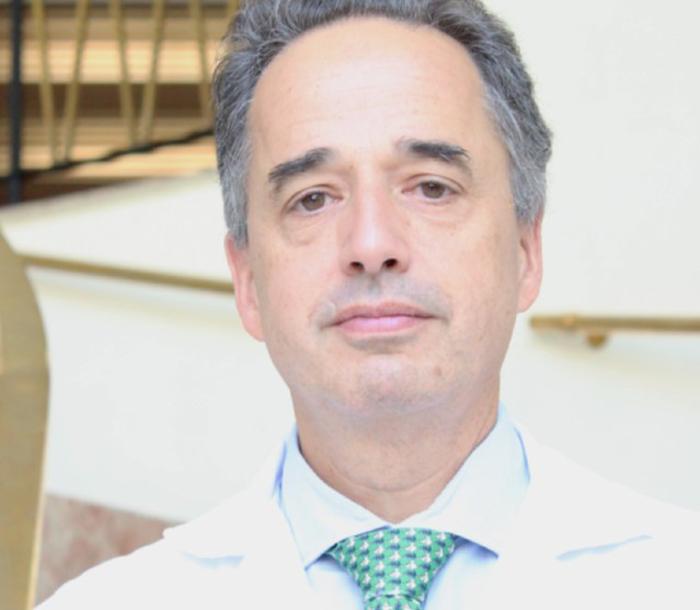 El doctor Ricardo Díez Valle