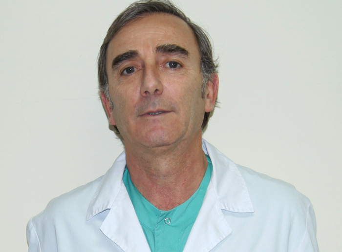 El doctor Julio Álvarez Bernardi