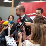 Miquel Buch, consejero de Interior catalán