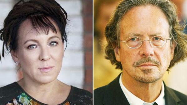 Olga Tokarczuk y Peter Handke, ganadores del Nobel de Literatura