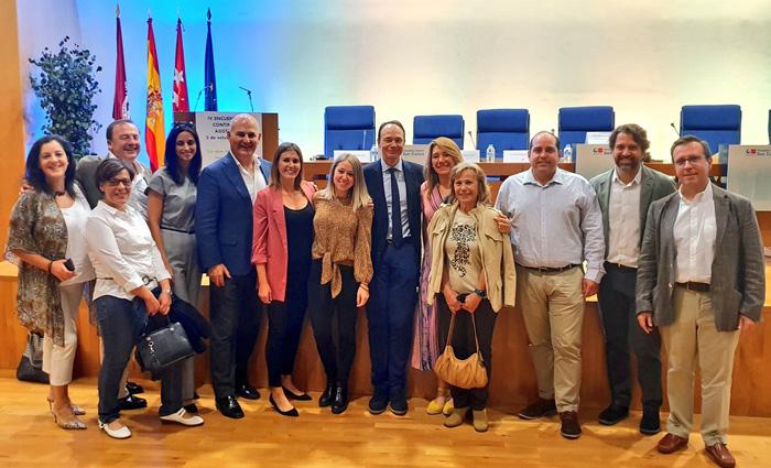 El equipo de Continuidad Asistencial de los Hospitales Públicos de Quirónsalud en Madrid tuvo una importante presencia en el encuentro