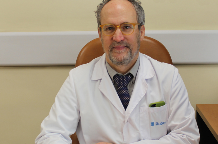 El doctor Antonio Gil-Nagel