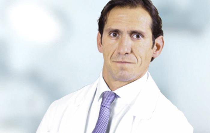El doctor Ignacio Roger de Oña