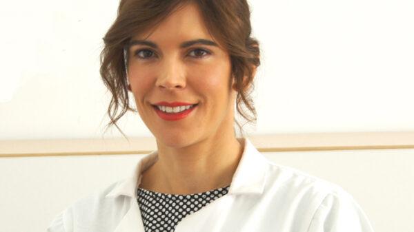 La doctora Silvia Pérez Gala