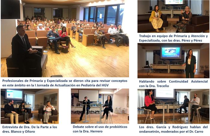 Las sesiones de la jornada generaron mucho interés y debate entre asistentes y ponentes