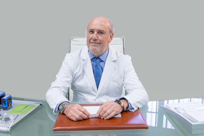 El doctor Jesús Fernández Herrera